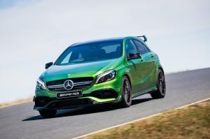 Mercedes-AMG A45 4Matic 2016 года (AU)